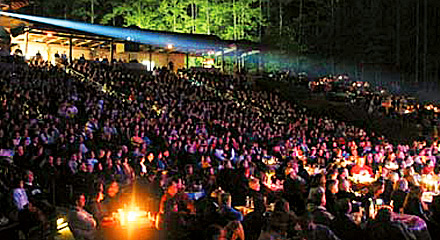 Live Concerts at Peachtree City, Georgia
