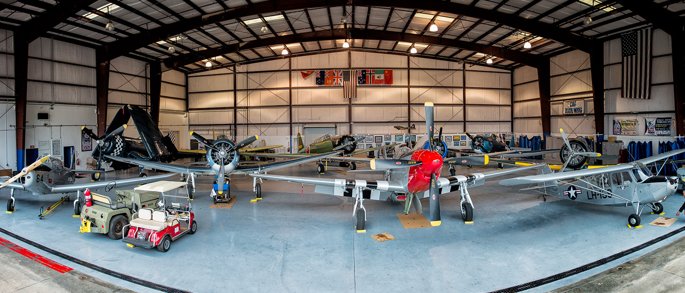 Commemorative Air Force Dixie Wing Museum