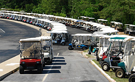 Golf Carty City - Places to Visit in Georgia